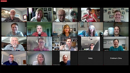 St. Thomas Executives Association virtual meeting, Entegrus, June 2, 2020 - Click to enlarge