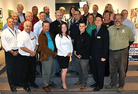 STEA business networking luncheon in St. Thomas, Ontario (October 2016)